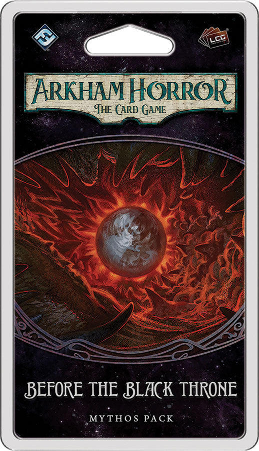 Arkham Horror LCG: Before the Black Throne Mythos Pack | Games King Store