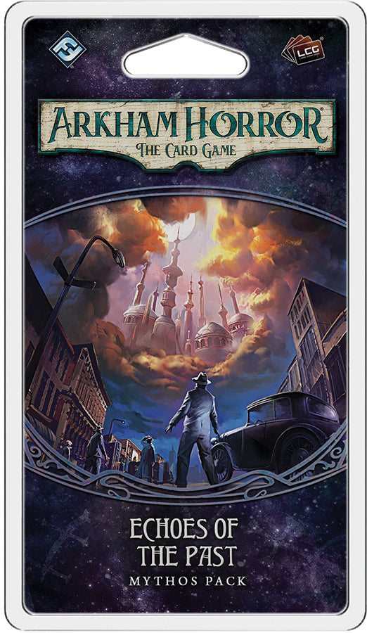 Arkham Horror LCG: Echoes of the Past Mythos Pack | Games King Store