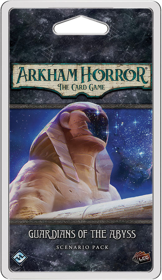 Arkham Horror LCG: Guardians of the Abyss Scenario Pack | Games King Store