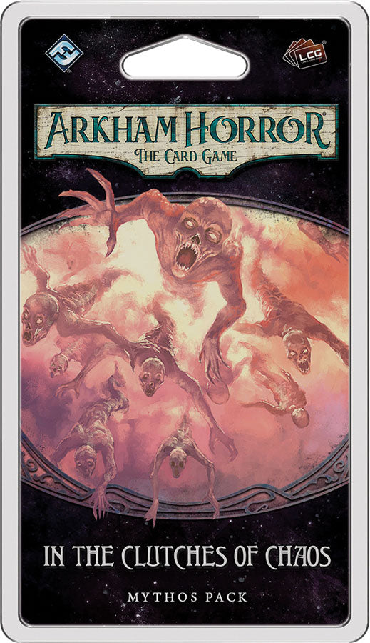 Arkham Horror LCG: In the Clutches of Chaos Mythos Pack | Games King Store