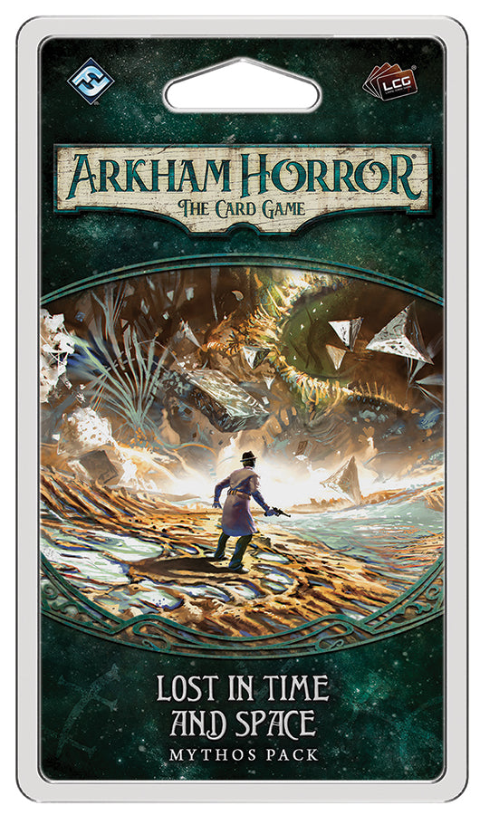 Arkham Horror LCG: Lost in Time and Space | Games King Store