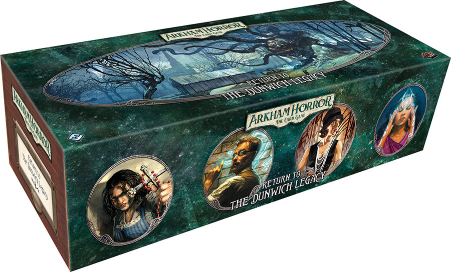 Arkham Horror LCG: Return to the Dunwich Legacy Expansion | Games King Store