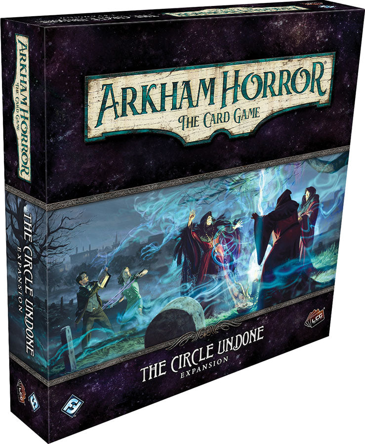 Arkham Horror LCG: The Circle Undone Expansion | Games King Store