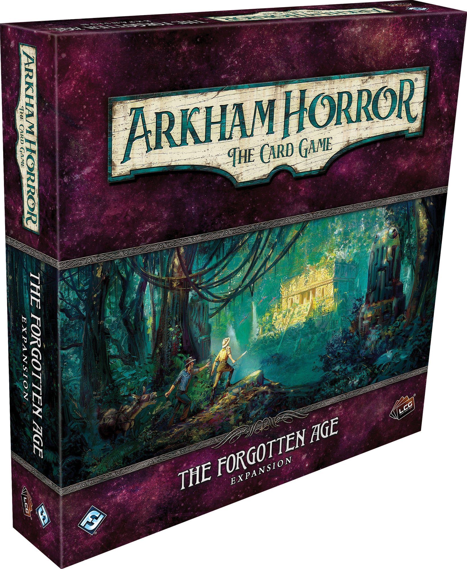 Arkham Horror LCG: The Forgotten Age Expansion | Games King Store