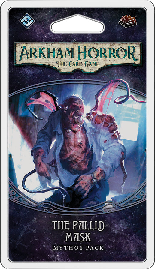 Arkham Horror LCG: The Pallid Mask Mythos Pack | Games King Store