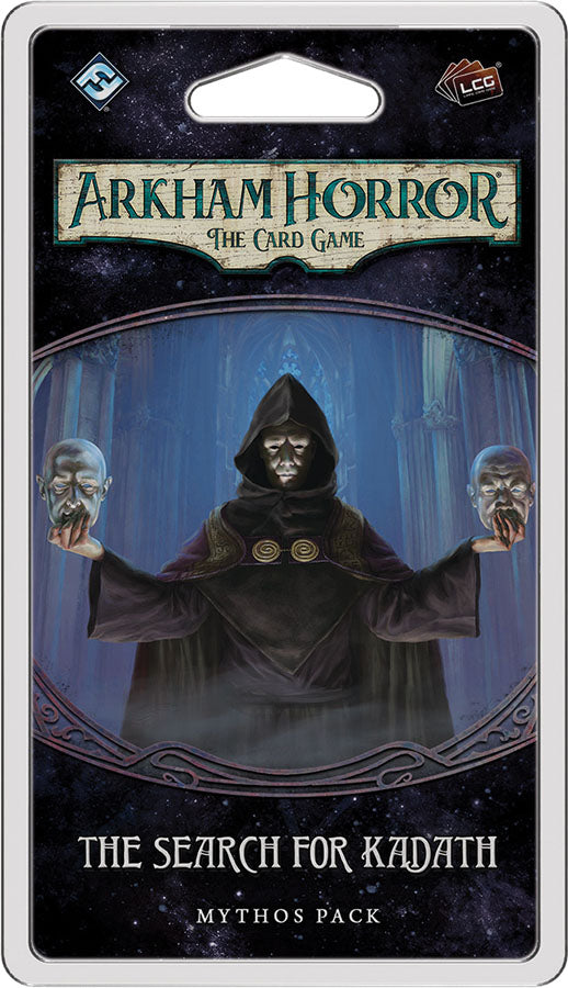 Arkham Horror LCG: The Search for Kadath Mythos Pack | Games King Store
