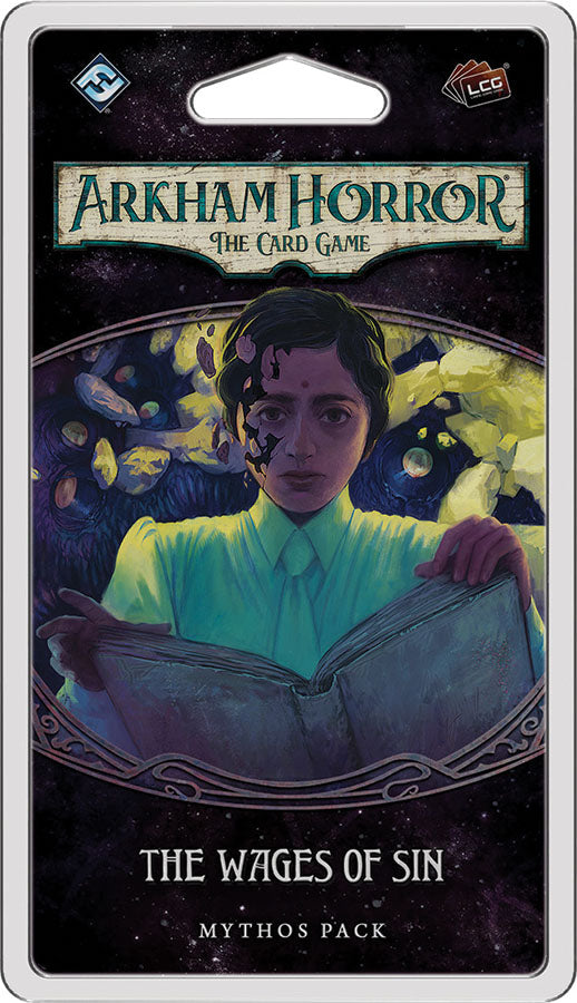 Arkham Horror LCG: The Wages of Sin Mythos Pack | Games King Store