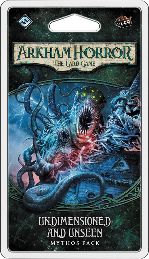 Arkham Horror LCG: Undimensioned and Unseen | Games King Store