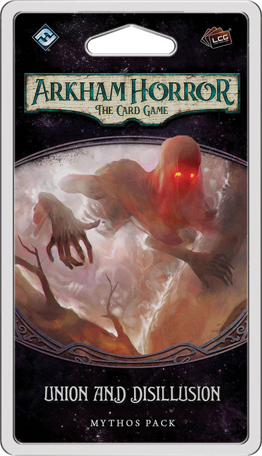Arkham Horror LCG: Union and Disillusion Mythos Pack | Games King Store