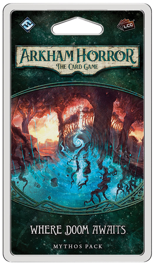 Arkham Horror LCG: Where Doom Awaits | Games King Store