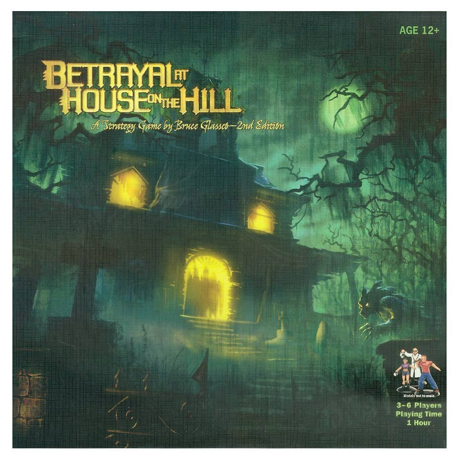 Betrayal at House on the Hill | Games King Store
