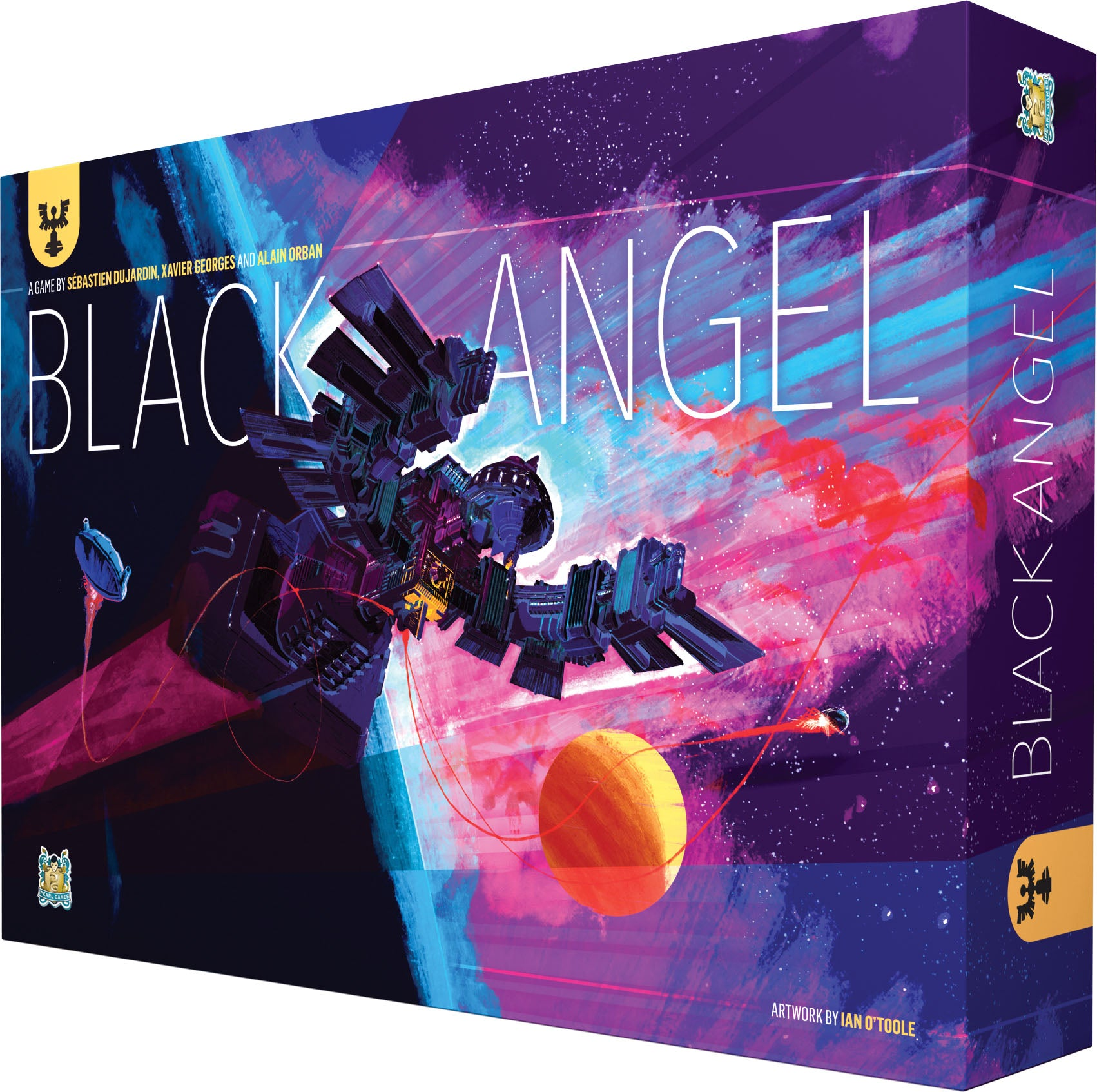 Black Angel | Games King Store