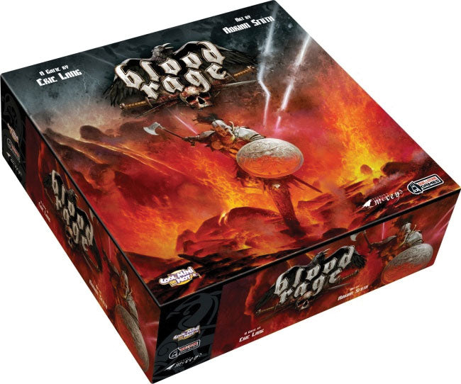 Blood Rage | Games King Store