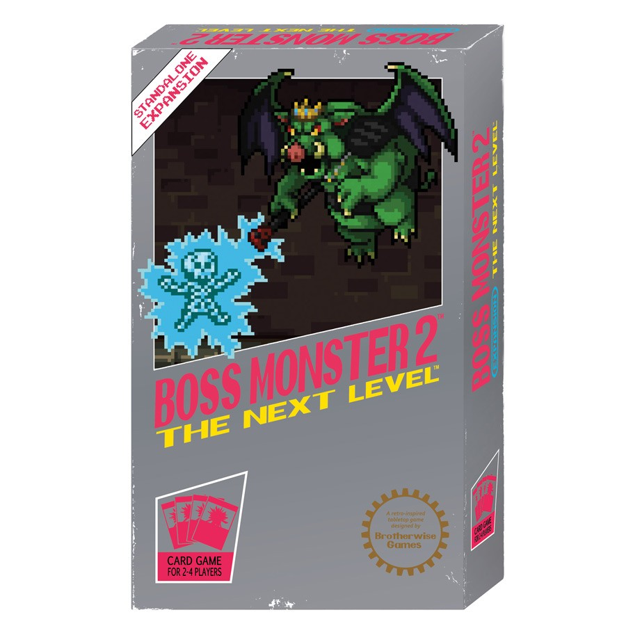 Boss Monster 2: The Next Level | Games King Store