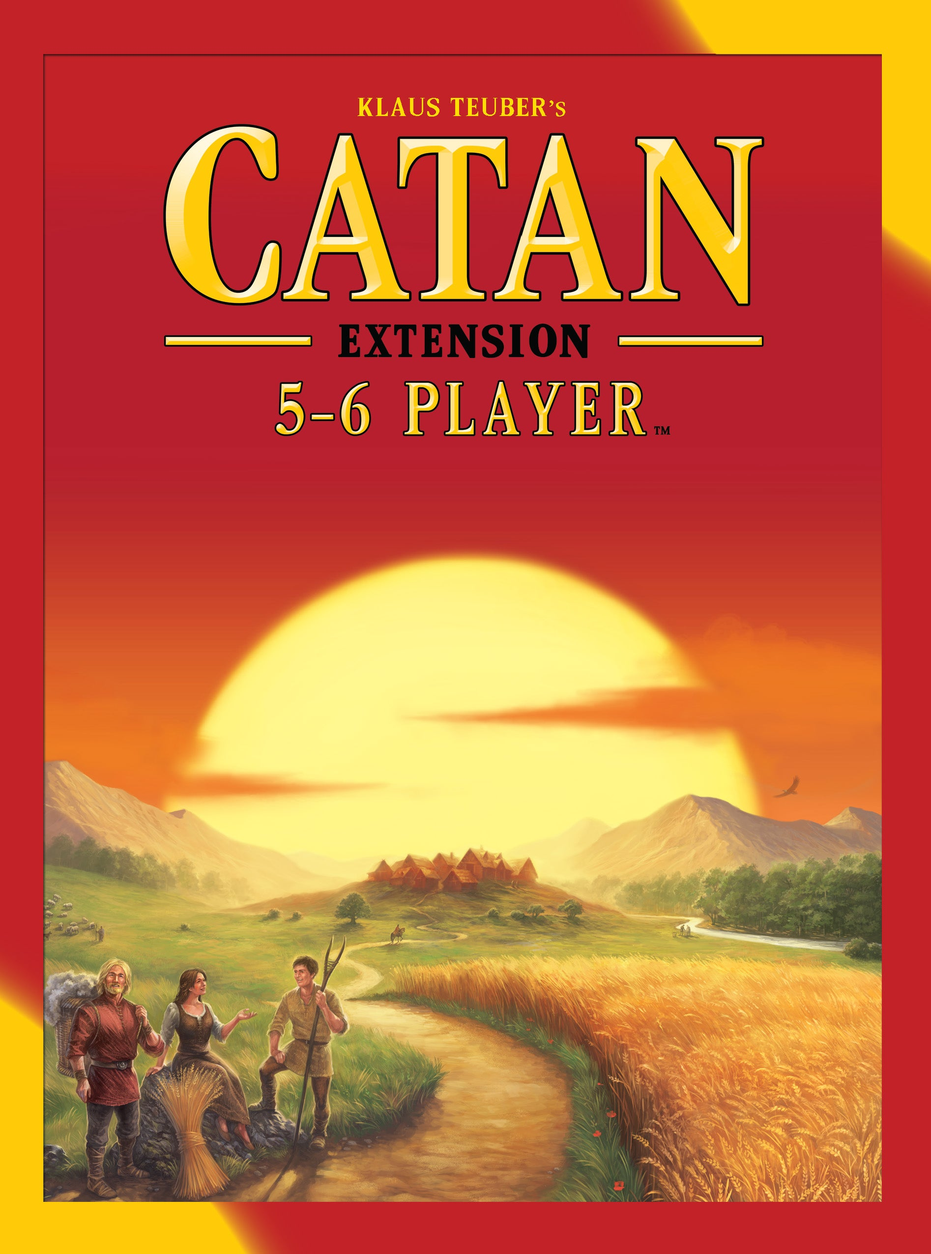 Catan: 5-6 Player Extension | Games King Store