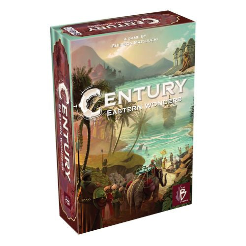 Century: Eastern Wonders | Games King Store