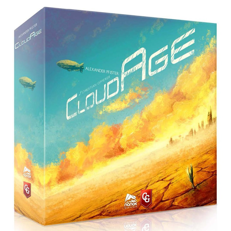 CloudAge | Games King Store