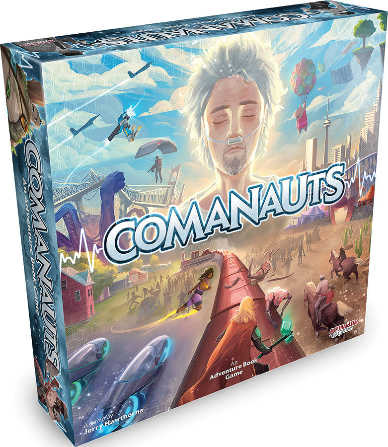 Comanauts | Games King Store