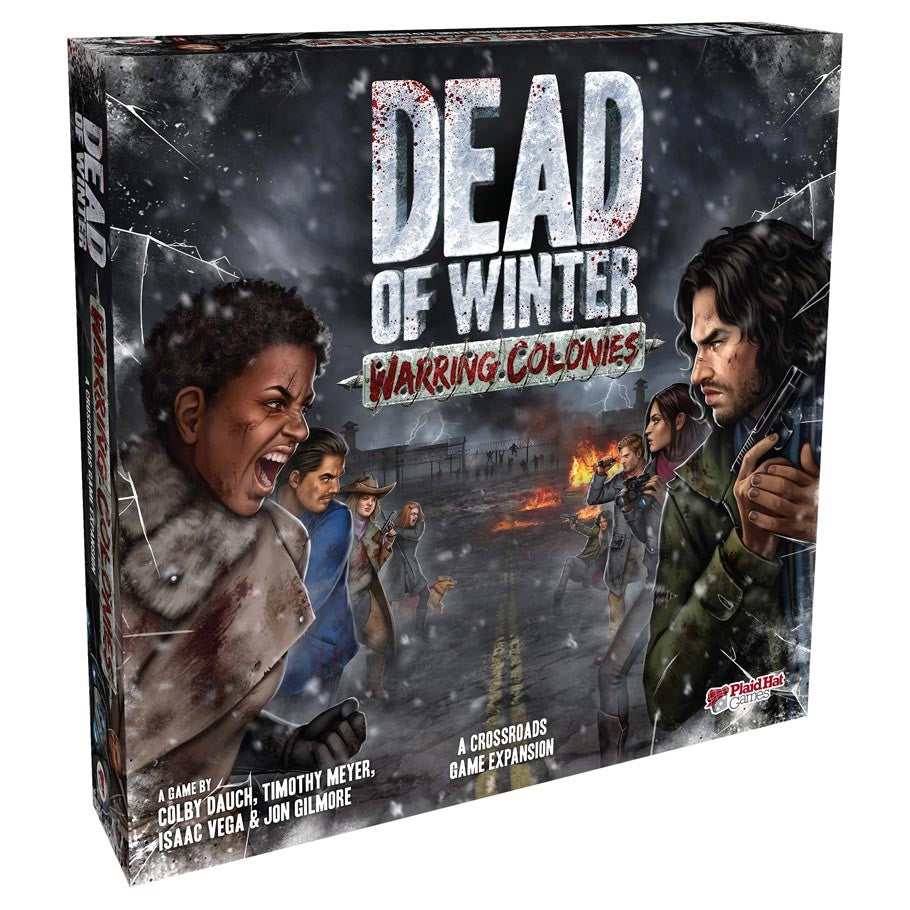 Dead of Winter: Warring Colonies Expansion | Games King Store