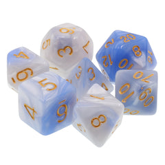 Dice 7ct Clouds | Games King Store