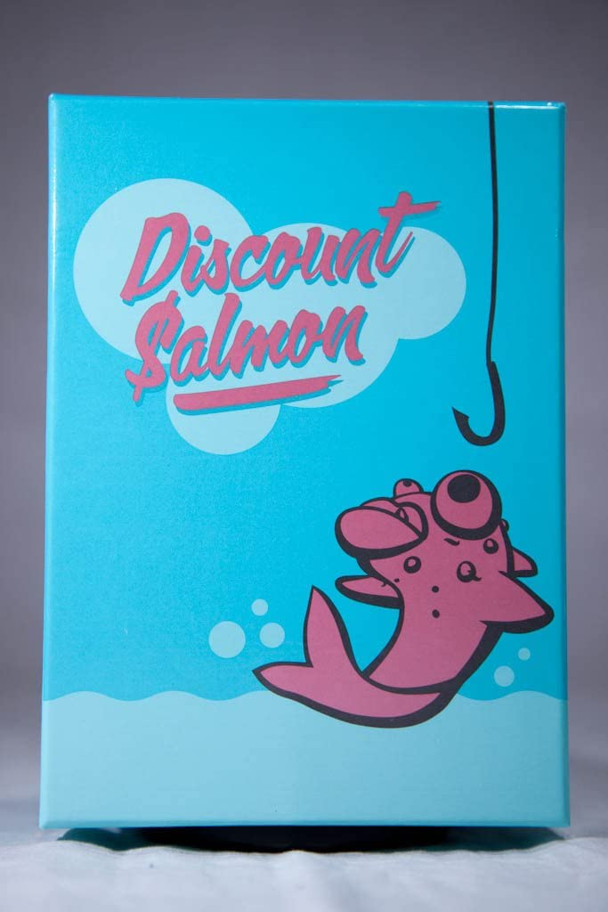 Discount Salmon | Games King Store