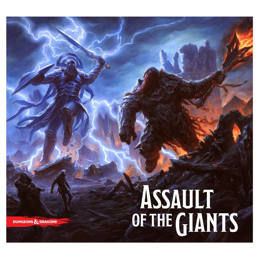 Dungeons and Dragons: Assault of the Giants | Games King Store