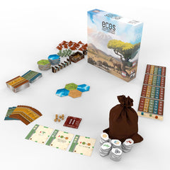 Ecos: The First Continent | Games King Store