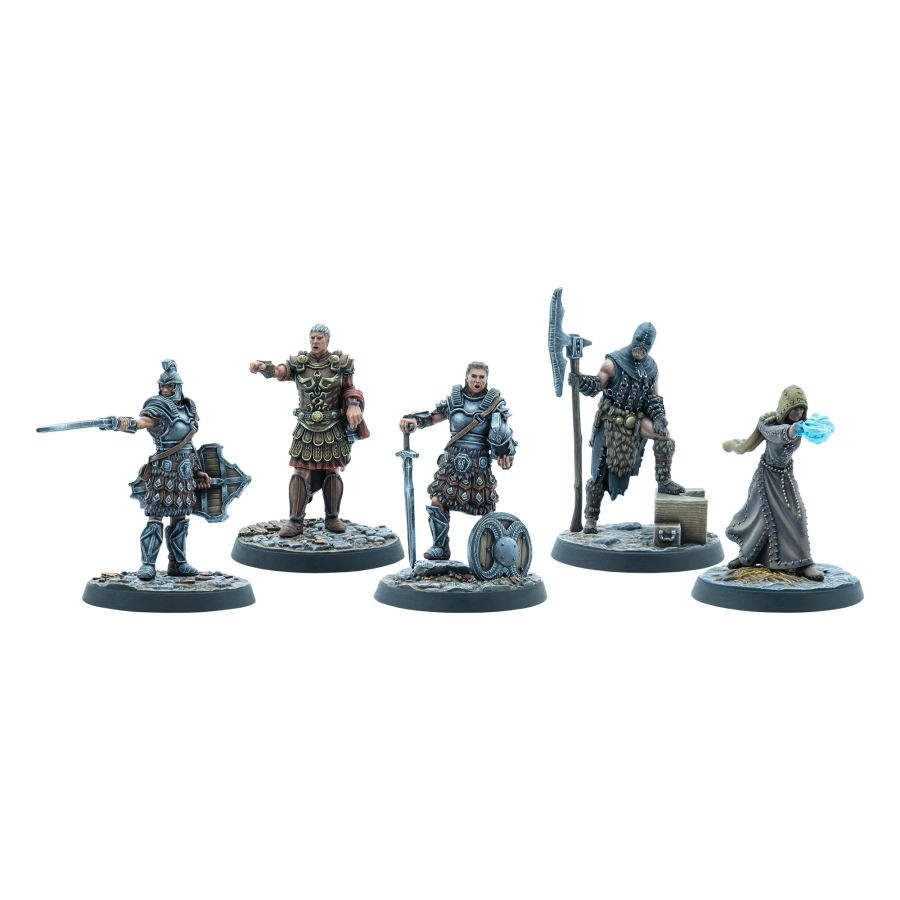 Elder Scrolls: Call to Arms Imperial Officers Expansion | Games King Store