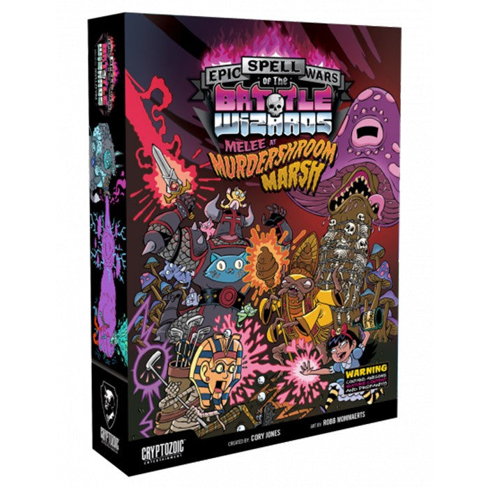 Epic Spell Wars of the Battle Wizards 3: Melee at Murdershroom Marsh | Games King Store