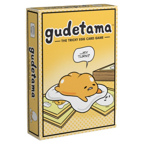 Gudetama: The Tricky Egg Game | Games King Store
