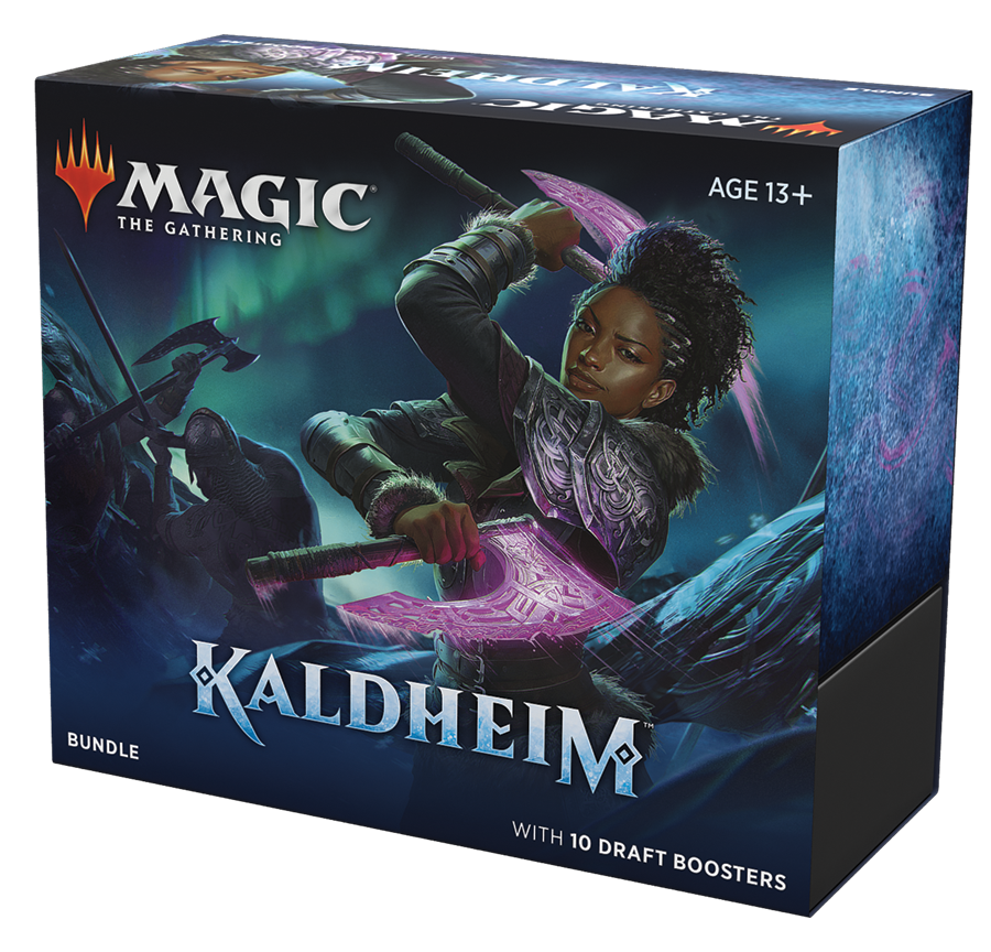 Magic the Gathering: Kaldheim Bundle | Games King Store