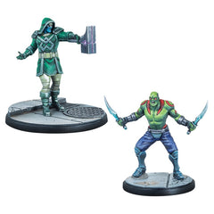 Marvel: Crisis Protocol - Drax and Ronan the Accuser | Games King Store