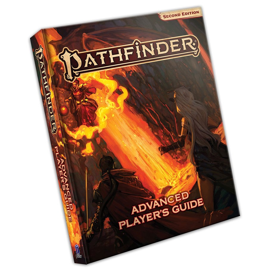 Pathfinder Rpg - Second Edition: Advanced Player's Guide | Games King Store
