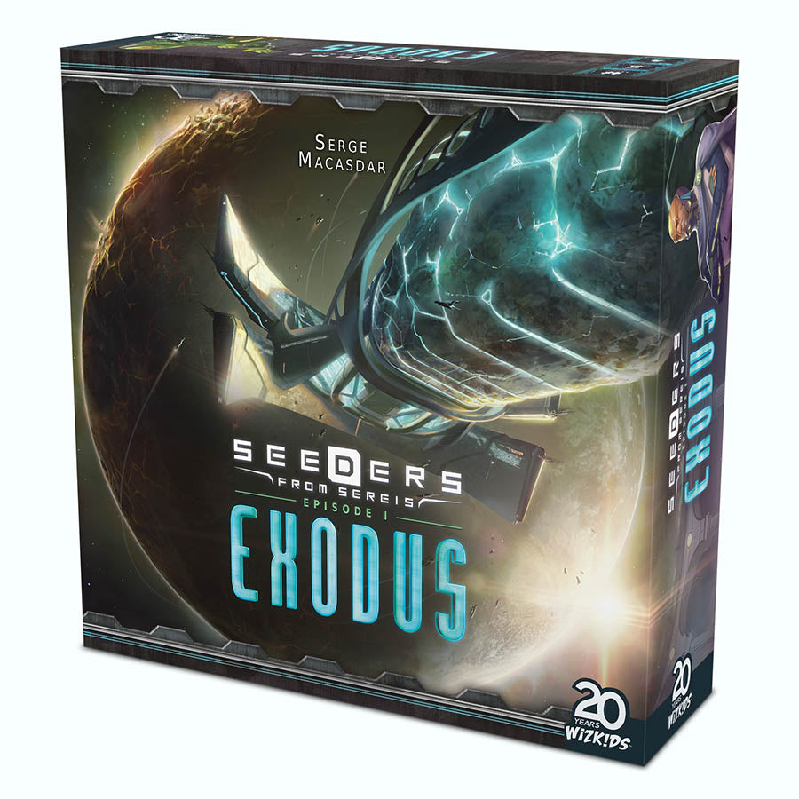 Seeders from Sereis: Episode I - Exodus | Games King Store