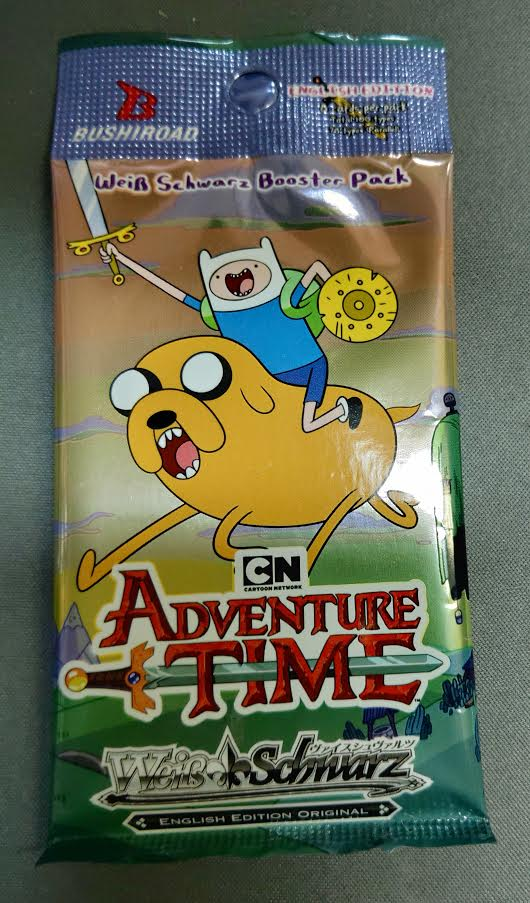 Weiss Schwarz: Adventure Time Booster Pack | Games King Store