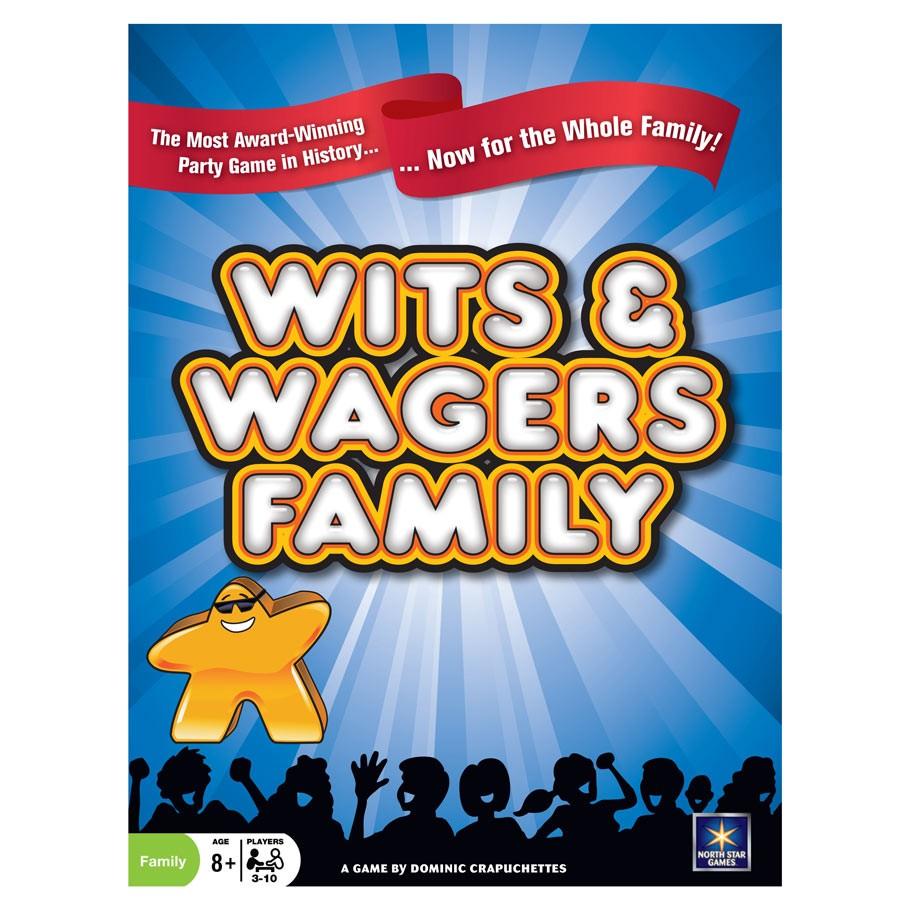 Wits & Wagers Family | Games King Store