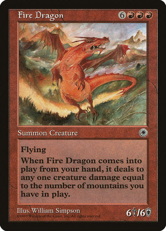 Fire Dragon [Portal] | Games King Store