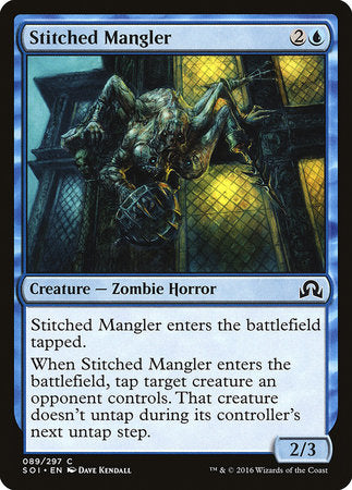 Stitched Mangler [Shadows over Innistrad] | Games King Store