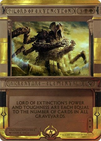 Lord of Extinction [Amonkhet Invocations] | Games King Store