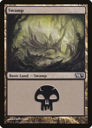Swamp (238) [Magic 2012] | Games King Store