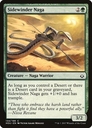 Sidewinder Naga [Hour of Devastation] | Games King Store