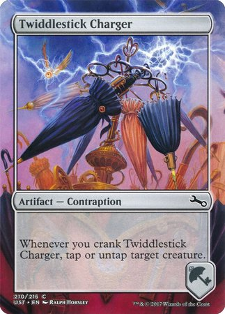 Twiddlestick Charger [Unstable] | Games King Store