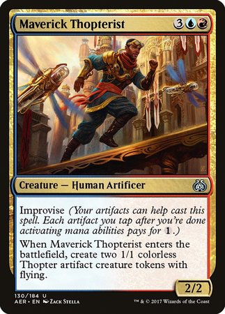 Maverick Thopterist [Aether Revolt] | Games King Store