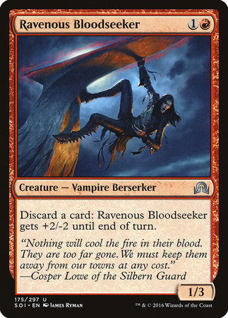 Ravenous Bloodseeker [Shadows over Innistrad] | Games King Store
