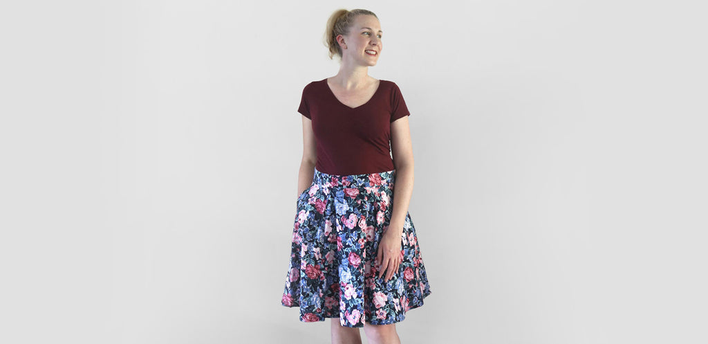 Introducing the Marie Skirt