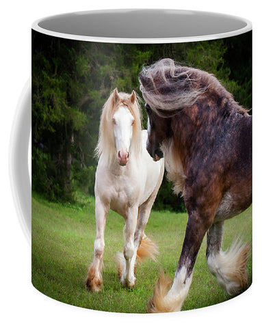 Gypsy Cob Intersection Of Trust  - Mug