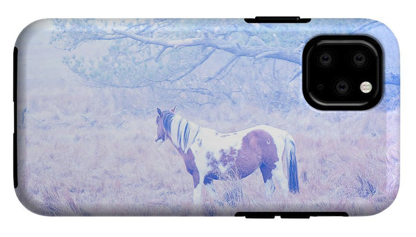 Looking Through The Fog - Phone Case