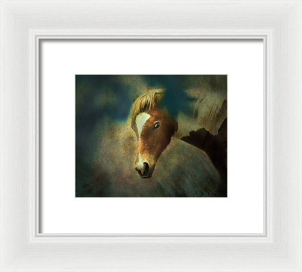 Love At First Sight - Framed Print