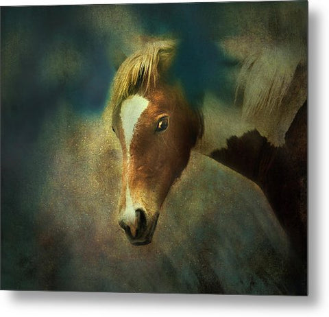 Love At First Sight - Metal Print