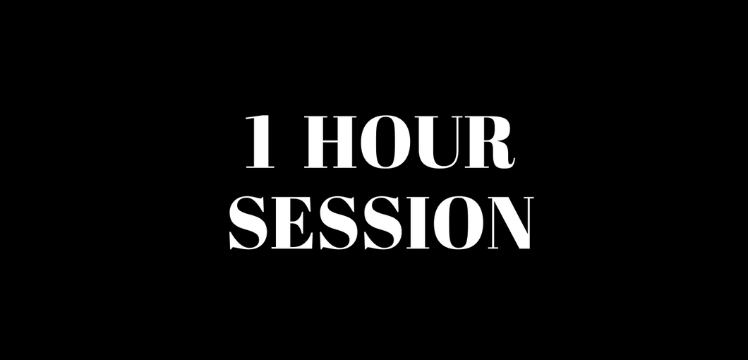 Life Coaching- 1 session (1 hour)